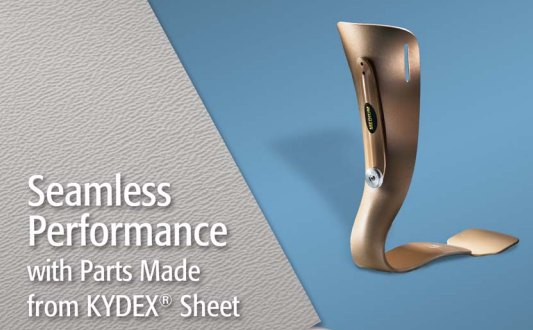 Kydex Thermoplastic Sheet | GS Sales